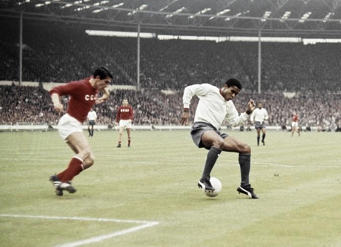 Eusebio Portugal 1966 (Foto: AP)