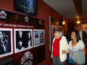 Casa de Gonzagão está aberta ao público em Campina Grande  (Foto: Divulgação/Codecom-CG)