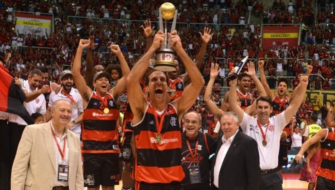 Campeão das Américas, Flamengo foi convidado para realizar dois jogos da pré-temporada da NBA em outubro (Foto: André Durão)