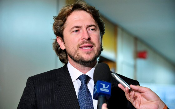 O deputado federal Zeca Dirceu (PT-PR) (Foto: Gabriela Korossy / Câmara dos Deputados)