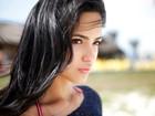 Veja mais fotos da filha mais velha de Latino em ensaio na praia da Reserva, no Rio