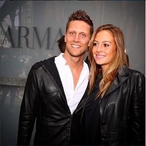 Luca Dotto e a namorada Costanza Di Camillo (Foto: Reprodução/Instagram)