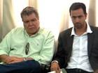 Sarney Filho entrega relatório sobre desastre de Mariana a Pimentel
