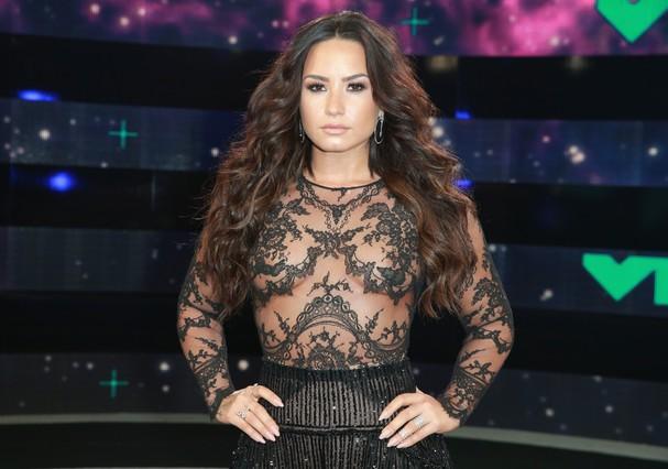 Demi Lovato (Foto: Getty Images)