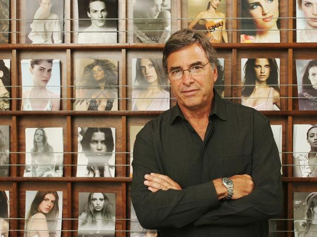 O empresário John Casablancas (Foto: Divulgação)
