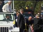 Papa Francisco deixa os Estados Unidos após visita histórica
