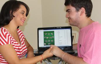 Casal cria time no Cartola FC para aumentar chance de ganhar prêmio
