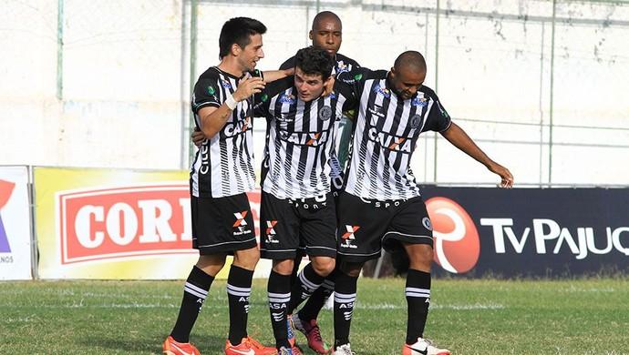 Coruripe x ASA, em Coruripe (Foto: Ailton Cruz/ Gazeta de Alagoas)