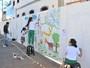 Museu em Patrocínio passa por reformas e estampa arte de alunos
