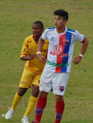 Bruno Camacho é o goleador do sub-17 com 25 gols (Foto: Marcos Chicalé / Semepp)