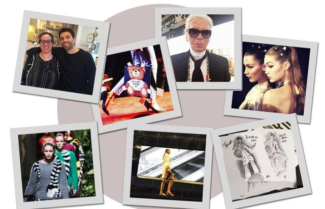 Diário da MFW: dia 2 (Foto: Arte Vogue Online)