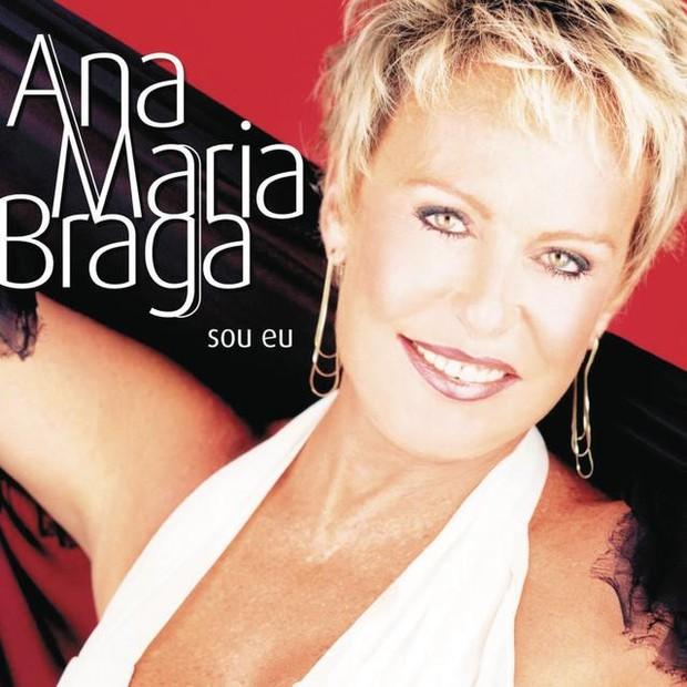 Sou Eu, disco de Ana Maria Braga, mistura música e mensagens inspiradoras (Foto: Reprodução/internet)