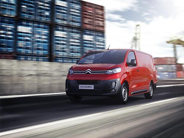 Novo Citroën Jumpy. Muito mais para o seu negócio.  (Foto: Diuvlgação)
