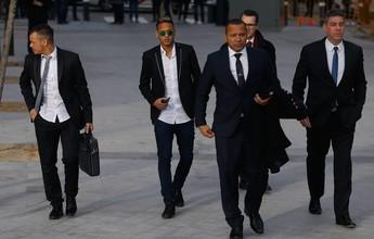 """Assessoria diz que Neymar não será preso e ataca DIS: """"Escravidão acabou"""""""