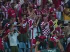 Reta final deve lotar estádios pelo país  neste domingo (23)