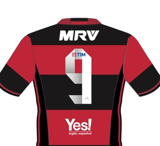 Flamengo, patrocínio, Yes! (Foto: Reprodução)