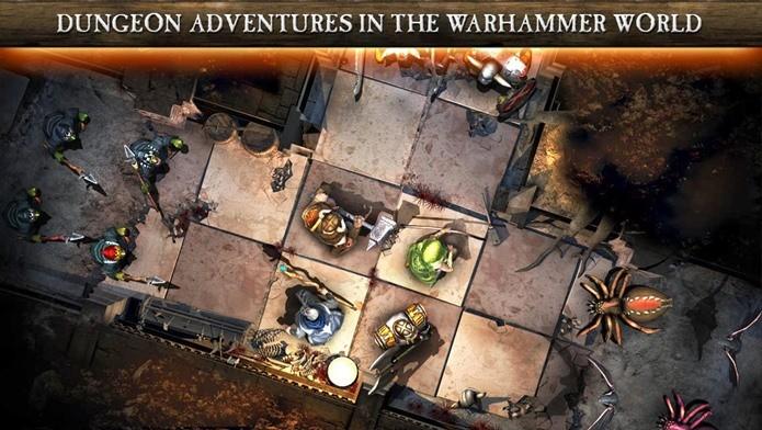 Warhammer também é um jogo pago que está gratuito por tempo limitado (Foto: Divulgação)