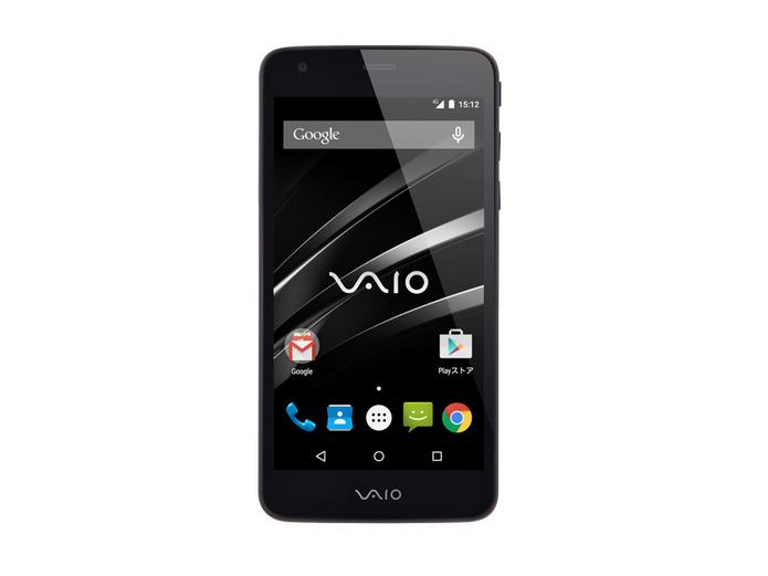 VAIO Phone foi lançado na Àsia (Foto: Divulgação)