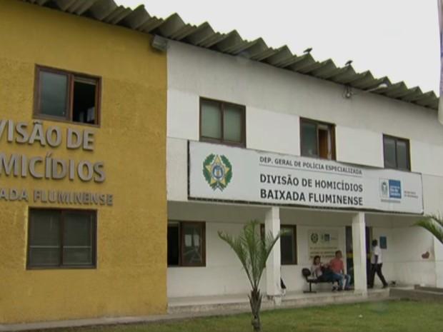 Polícia investiga motivação política na morte de cabo eleitoral na Baixada (Foto: Reprodução/TV Globo)