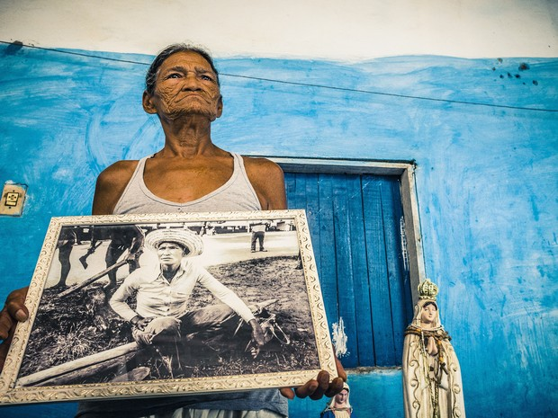 Exposição 'Sereias' está em cartaz no Espaço Cultural Correios (Foto: Fernanda Oliveira/Sérgio Carvalho/Divulgação)