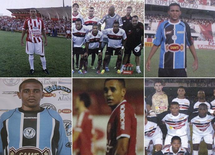 Edson Piauí times (Foto: Arquivo Pessoal)
