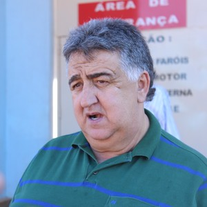 Ville na Penitenciária sozinho (Foto: Valdivan Veloso/globoesporte.com)