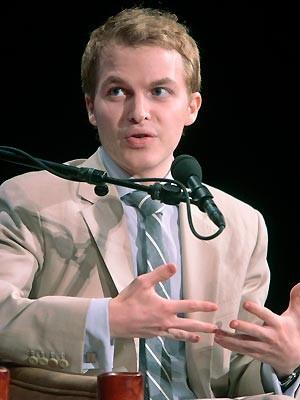 Ronan Farrow, de 23 de anos (Foto: AP)