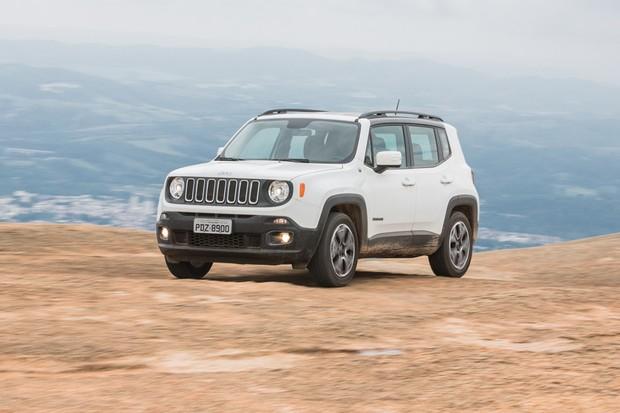 Comparativo: Honda HR-V enfrenta Jeep Renegade (Foto: Marcos Camargo)
