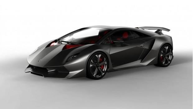 Lamborghini  Sesto Elemento (Foto: Divulgação)