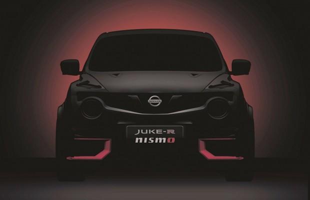 Nissan Juke-R Nismo 2015 (Foto: Divulgação)