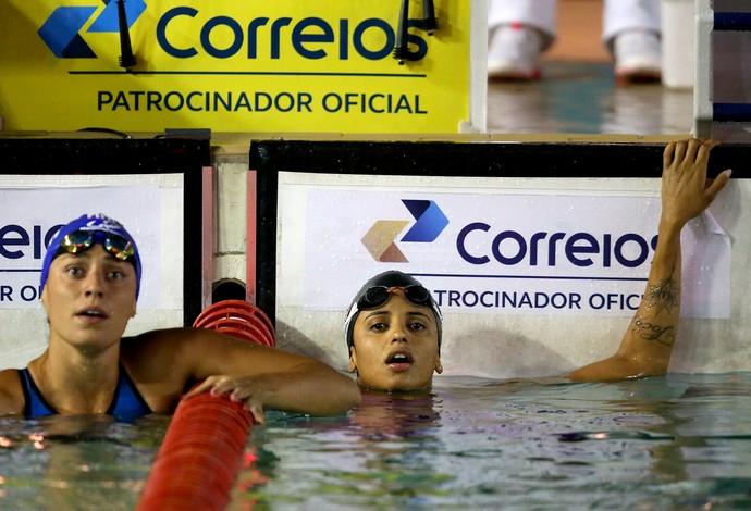 Etiene Medeiros espera ir ao pódio no Mundial (Foto: Satiro Sodré / SSPress)
