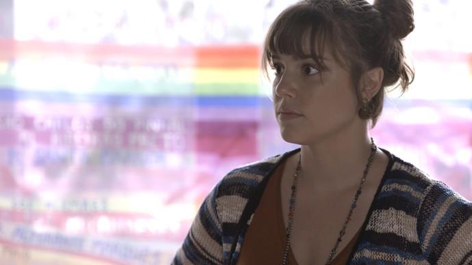 Isabela não aceita proposta de Helô (Foto: TV Globo)