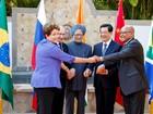 Emergentes oferecem mais verba ao FMI, mas pedem maior participação