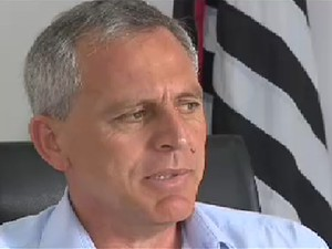 Benito Thomaz, ex-prefeito de Potim (Foto: Reprodução/ TV Vanguarda)