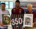 Gum recebe homenagens pelos 350 jogos e mantém confiança pelo G-6