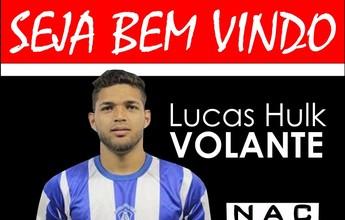 Nacional acerta contratação de Lucas Hulk para disputa do Módulo II