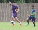 """Contra o Naça, Eduardo Ramos só cogita a vitória: """"Estamos preparados"""""""
