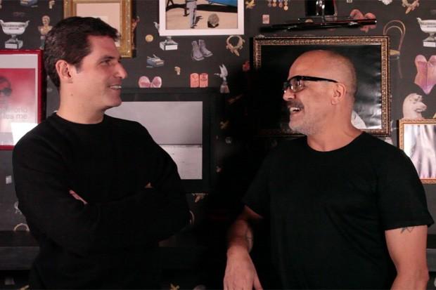 Dudi Machado e Cacá Ribeiro (Foto: Daphne Ruivo)