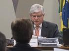 Rodrigo Janot é sabatinado por senadores antes de assumir cargo