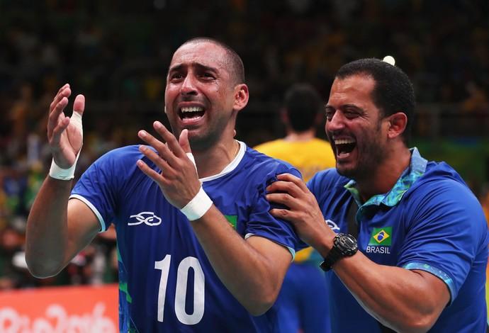 Final - Brasil x Itália - Rio 2016 - Serginho (Foto: Getty Images)