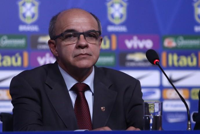 Eduardo Bandeira de Mello convocação da seleção (Foto: Lucas Figueiredo / MoWA Press)