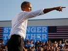 Obama diz não pensar que chefe do FBI está tentando influenciar eleição