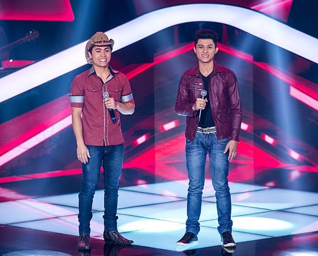 Ricardo e Ronael (Foto: Isabella Pinheiro/TV Globo)
