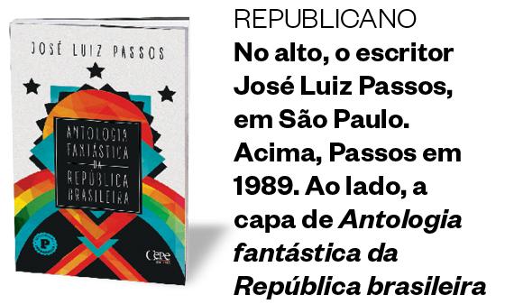 Antologia fantástica da República brasileira (Foto: Divulgação )