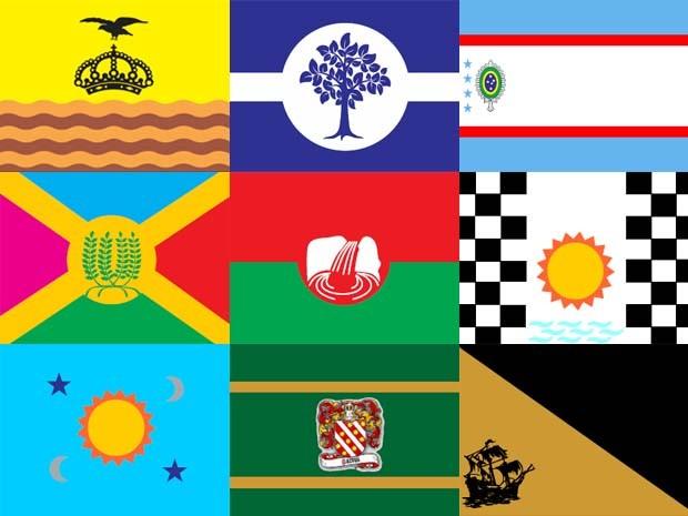 7fbb8987d7275 G1 - Professor cria bandeiras de bairros do Rio e quer oficializá ...