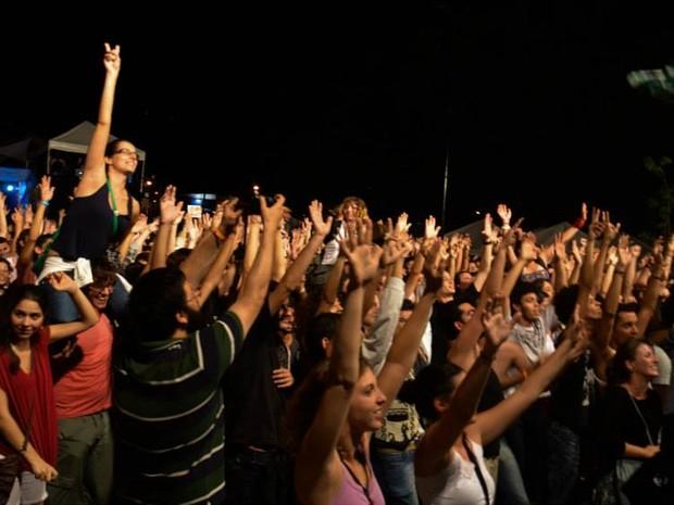 Festival começa na segunda-feira (9) e segue até domingo (15) em São Carlos, SP (Foto: Divulgação/Festival Contato)