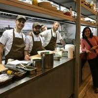 Lilu: um restaurante moderno e alegre, onde a chave é 'compartilhar'
