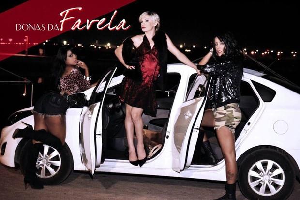 Donas da Favela (Foto: Reprodução/Facebook)