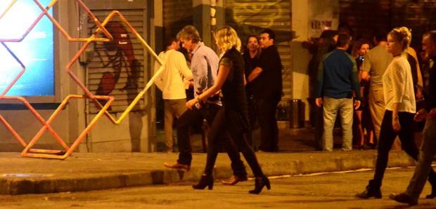 Marcello Novaes é visto novamente com Rhaisa Batista (Foto: Webert Belizio / Agnews)