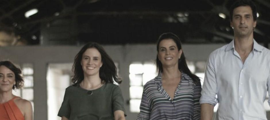 Olho mágico, 3ª temporada, arquitetos, Renata Bartolomeu, Carolina Wambier e Leila Bittencourt e Alexandre Gedeon